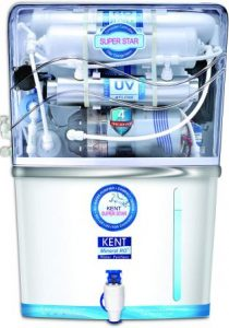 KENT Super Star 8-litres Wall Mountable RO + UV UF + TDS Controller, Best Water Purifier Under 15000