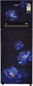 Whirlpool 245 L 3 Star Frost-Free Double Door Refrigerator (NEO DF258 ROY SAPPHIRE ABYSS (3S)