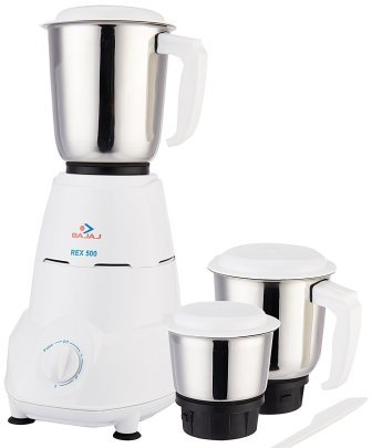 Bajaj Rex Mixer Grinder- cheap and best