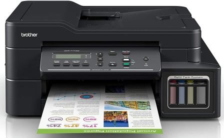 Brother DCP-T710W Inktank Refill System Wireless Printer with ADF