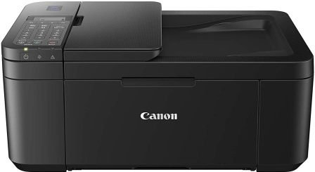 Canon E4270 All-in-One Ink Efficient WiFi Printer with FAX ADF Duplex Printing