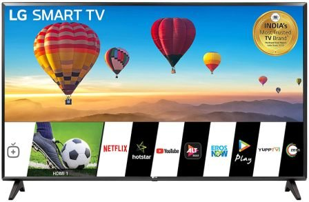 LG 80 cm (32 Inches) HD Ready Smart LED TV