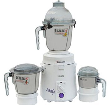 Sujata Dynamix DX Mixer Grinder- best mixer grinder in india sujata