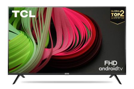 TCL 100 cm (40 inches) Full HD Smart Certified Android LED TV