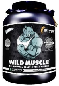 DREXSPORT – Wild Muscle – All Natural Muscle Builder Mass Gainer