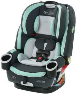 Graco 4Ever DLX 4-in-1 Car Seat