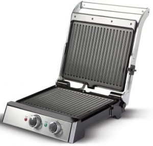 Havells Toastino 4-Slice Grill and Barbeque with Timer 2000W Sandwich Toaster
