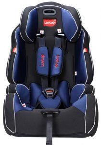 LuvLap Premium Car Seat for Baby and Kids from 9months to 12years