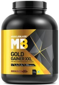 MuscleBalze Gold Gainer XXL