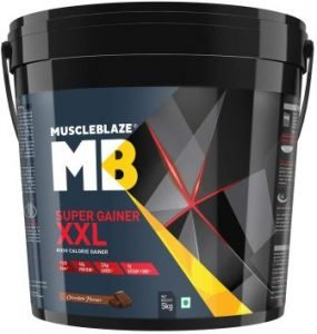 MuscleBlaze Super Mass Gainer