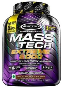 MuscleTech Performance Series Mass Tech Extreme 2000