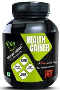 Best Mass Gainer in India