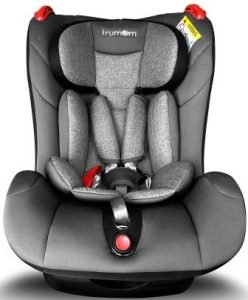 TRUMOM (USA) Baby Convertible Sports Car Seat for Kids 0 to 7 Years Old