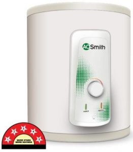 AO Smith HSE-VAS-X-015 Storage 15 Litre Vertical Water Heater