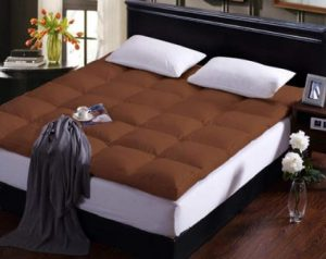 AVI 2500 GSM Microfiber Soft Mattress Padding Topper