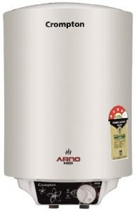 Crompton Arno Neo 15-Litre, 4 Star-Rated Storage Water Heater