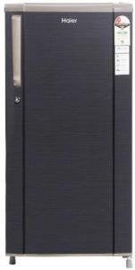 Haier 181L 2-Star Direct Cool Single Door Refrigerator (HED-1812BKS-E)