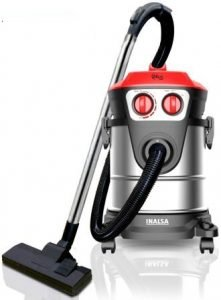 Inalsa Vacuum Cleaner Wet and Dry Micro