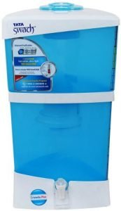 Tata Swach Non-Electric Cristella Plus 18 litres Gravity Based Water Purifier