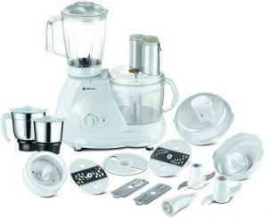 Bajaj Food Factory FX 11 600 Watt Food Processor