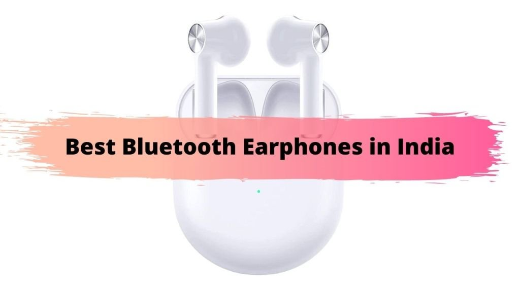 Best Bluetooth Earphones in India