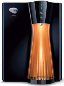 HUL Pureit Copper+ Mineral RO + UV + MF 7-stage Water Purifier