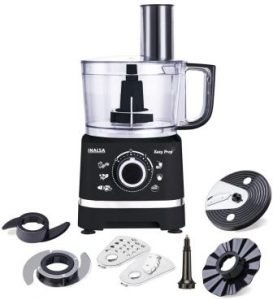 Inalsa Food Processor Easy Prep 800 Watt