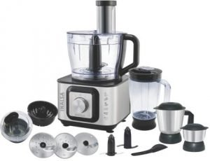 Inalsa Food Processor INOX 1000 Watt