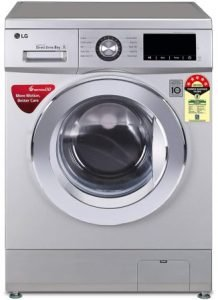 LG 8.0 Kg 5 Star Inverter Fully-Automatic Front Loading Washing Machine (FHM1208ZDL)