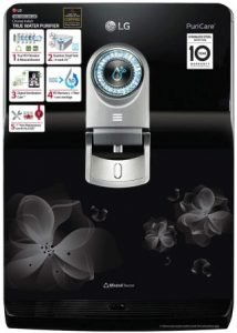 LG WW182EP RO+STS+UV+UF (Mineral Booster) RO Multi-Stage Filtration