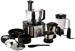 Morphy Richards Icon DLX 1000 Watt Food Processor