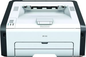 Ricoh SP 210 Monochrome Laser Printer