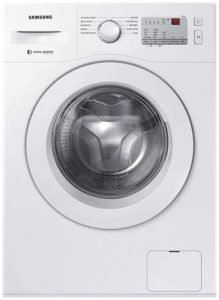 Samsung 6.0 Kg Inverter 5 Star Fully-Automatic Front Loading Washing Machine (WW60R20GLMA)