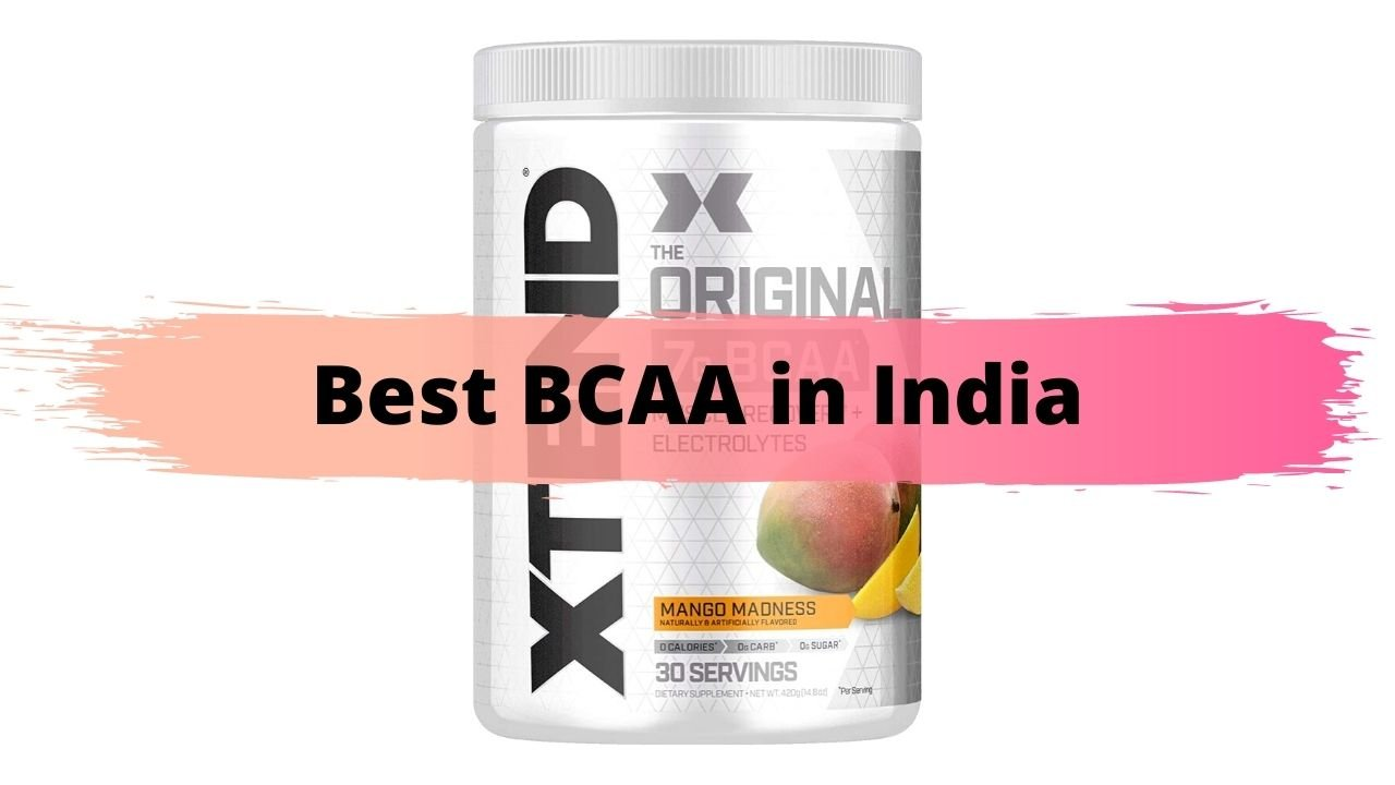 Best BCAA in India