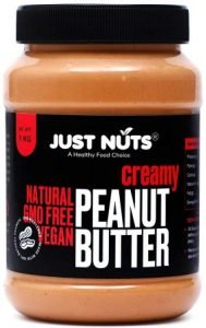 Just Nuts All Natural Creamy Peanut Butter