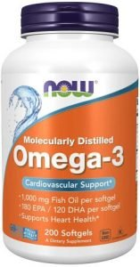 Now Foods Omega-3 Cardiovascular Support