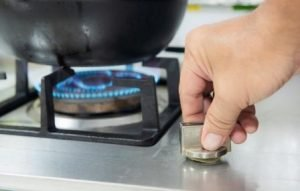 Avoid Enclosing the Burner