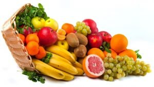 Starchy Veggies and Fruits