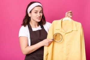 Treating Dirt or Stain