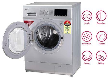 Advantages of inverter technology in washing machines
