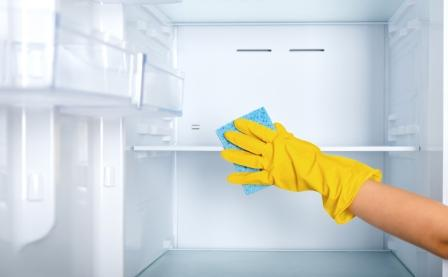 How to Clean the Freezer